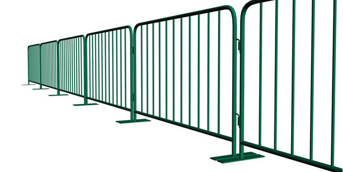 Temporary Mobile Fence Security Mesh Panels System